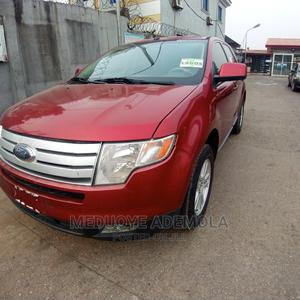 Ford Edge 2008 Red   Cars for sale in Lagos State, Ikeja