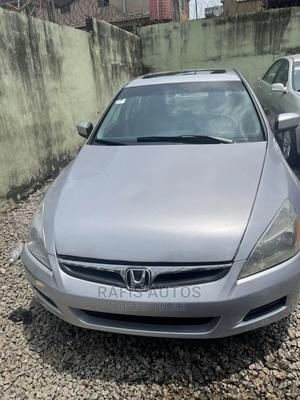 Honda Accord 2006 Sedan LX SE Automatic Gray | Cars for sale in Lagos State, Yaba