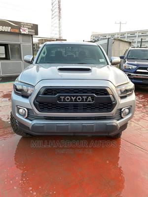 Toyota Tacoma 2017 Gray | Cars for sale in Lagos State, Lekki