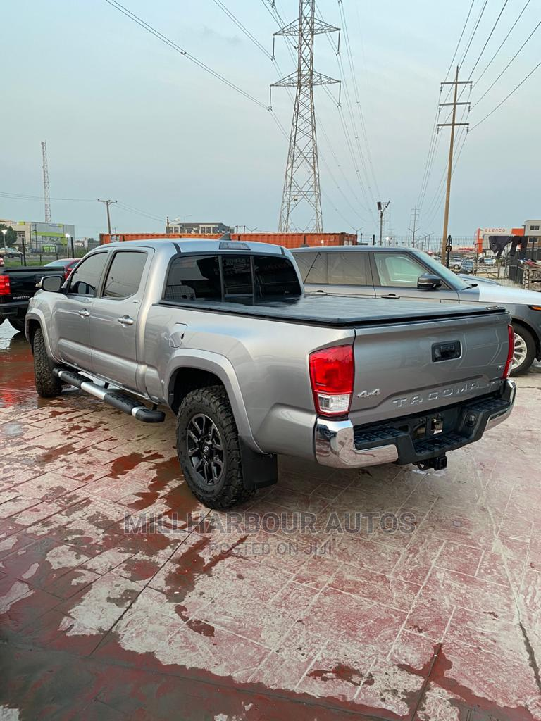 Toyota Tacoma 2017 Gray | Cars for sale in Lekki, Lagos State, Nigeria