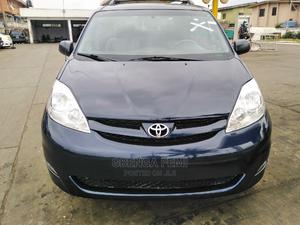 Toyota Sienna 2007 LE 4WD Blue   Cars for sale in Lagos State, Alimosho