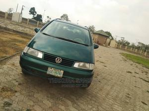 Volkswagen Sharan 2000 Automatic Green | Cars for sale in Abuja (FCT) State, Orozo