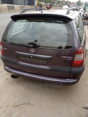 Opel Vectra 2002 Brown | Cars for sale in Lagos State, Isolo