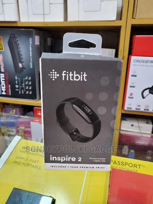 Fitbit Inspire 2 - Health Fitness Tracker   Smart Watches & Trackers for sale in Lagos State, Ikeja