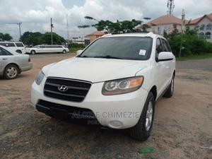 Hyundai Santa Fe 2007 2.7 V6 White   Cars for sale in Imo State, Owerri