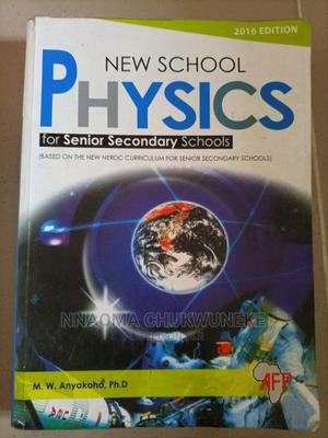 Physics Text Book by M W Anayakoha | Books & Games for sale in Lagos State, Ikeja
