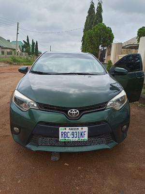Toyota Corolla 2014 Green   Cars for sale in Abuja (FCT) State, Karu