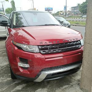 Land Rover Range Rover Evoque 2012 Prestige   Cars for sale in Lagos State, Ikeja