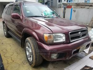 Nissan Pathfinder 2003 Red | Cars for sale in Lagos State, Ikeja