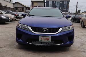 Honda Accord 2014 Blue | Cars for sale in Abuja (FCT) State, Gwarinpa