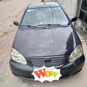 Toyota Corolla 2006 LE Black | Cars for sale in Lagos State, Ajah