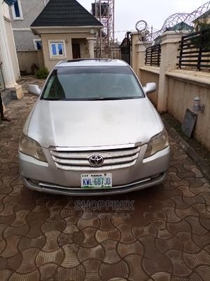 Toyota Avalon 2005 Silver   Cars for sale in Abuja (FCT) State, Mararaba
