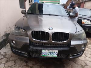 BMW X5 2008 4.8i Sports Activity Gray | Cars for sale in Lagos State, Isolo