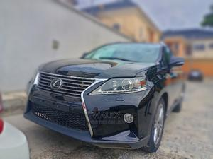Lexus RX 2013 350 FWD Black | Cars for sale in Lagos State, Ajah