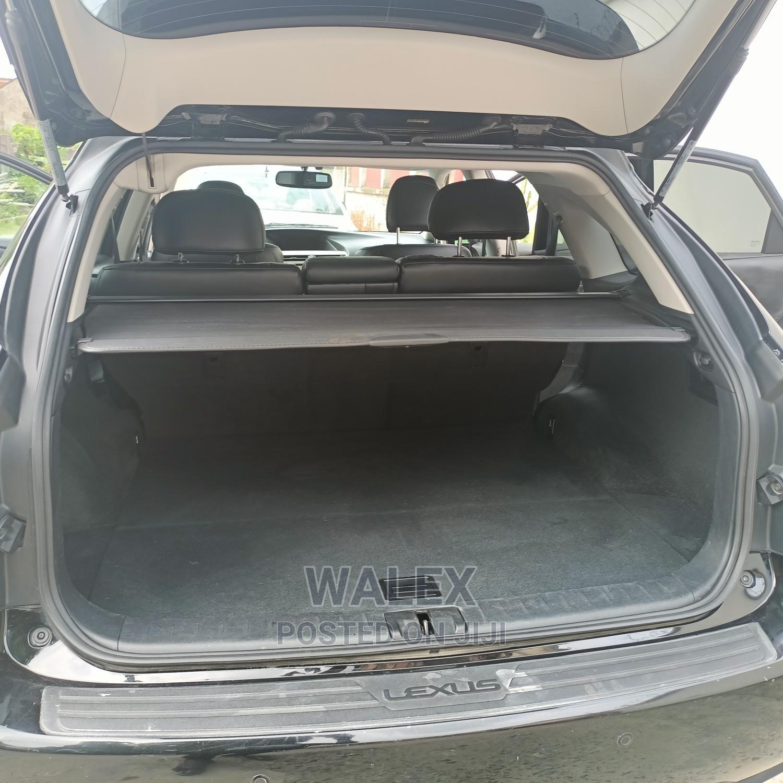 Lexus RX 2013 350 FWD Black   Cars for sale in Ajah, Lagos State, Nigeria