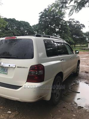 Toyota Highlander 2006 Limited V6 White | Cars for sale in Ogun State, Ado-Odo/Ota