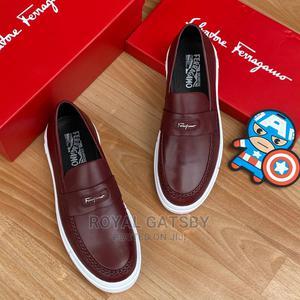 SALVATORE FERRAGAMO Slipon Sneaker | Shoes for sale in Lagos State, Victoria Island