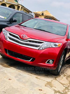 Toyota Venza 2010 Red | Cars for sale in Oyo State, Ibadan