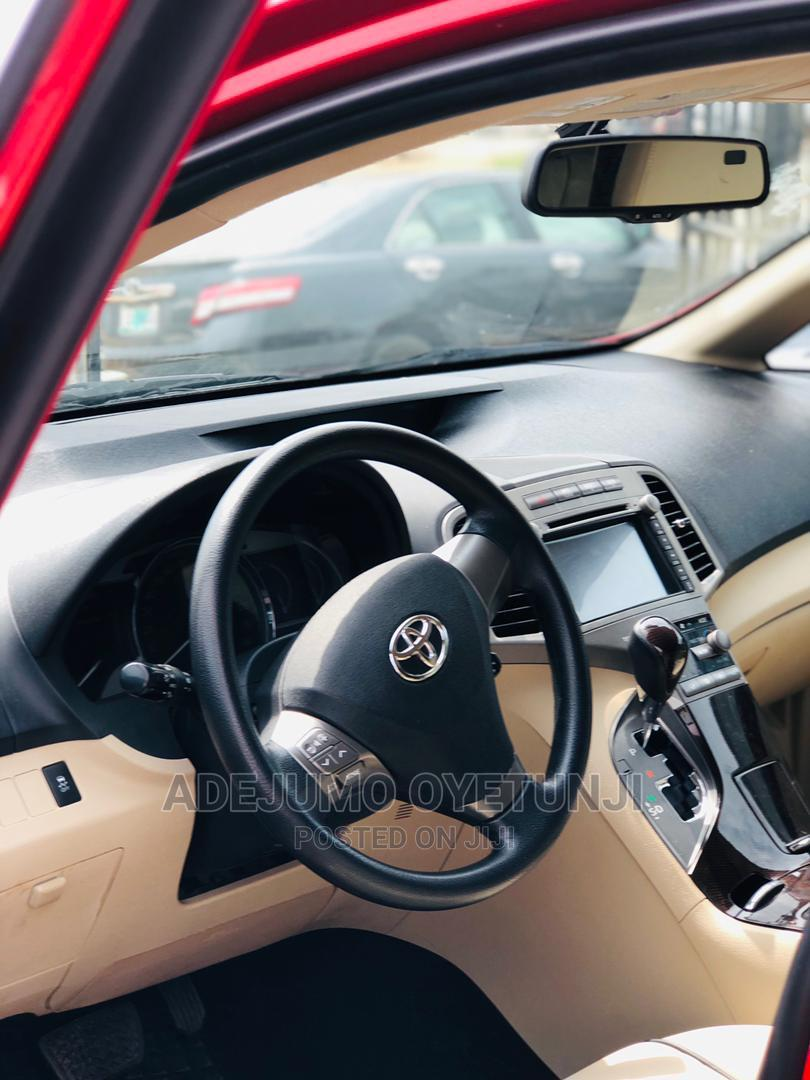 Toyota Venza 2010 Red   Cars for sale in Ibadan, Oyo State, Nigeria