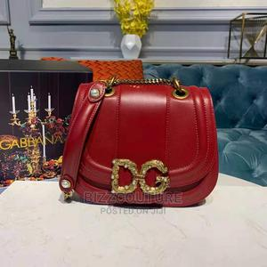 High Quality DOLCE GABBANA Red Bags Available for Sale   Bags for sale in Lagos State, Ikoyi