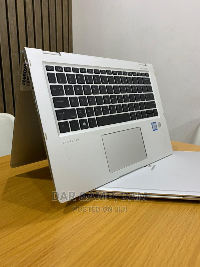 Archive: Laptop HP EliteBook X360 1030 G2 16GB Intel Core I7 SSD 512GB