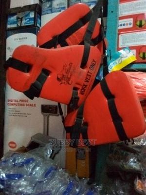 Safety Life Jacket | Safetywear & Equipment for sale in Lagos State, Lekki