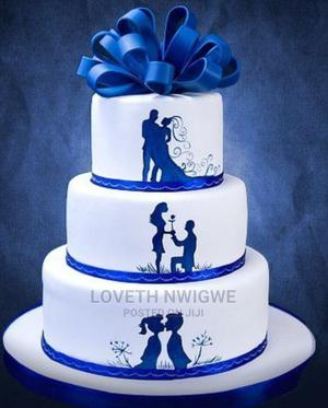 Cakes; Birthday, Engagement, Wedding | Party, Catering & Event Services for sale in Lagos State, Alimosho