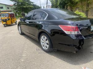 Honda Accord 2009 EX V6 Automatic Black | Cars for sale in Abuja (FCT) State, Gwarinpa