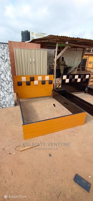 4,1/2 Modern Bedframe | Furniture for sale in Lagos State, Ikorodu