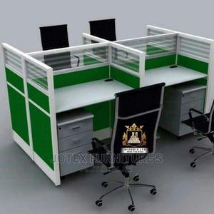 4man Workstation | Furniture for sale in Lagos State, Amuwo-Odofin