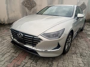 Hyundai Sonata 2021 Silver | Cars for sale in Lagos State, Amuwo-Odofin
