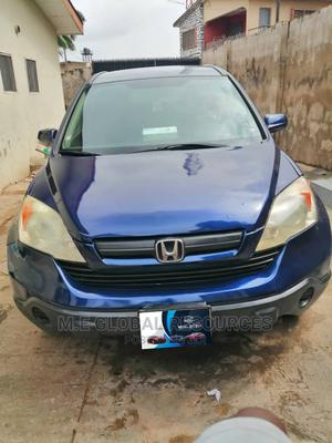 Honda CR-V 2008 2.4 EX Automatic Blue | Cars for sale in Oyo State, Ido
