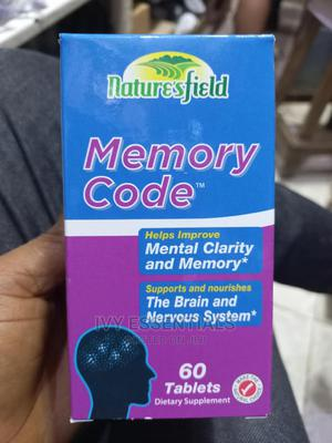 Memory Code for Brain Orderliness   Vitamins & Supplements for sale in Lagos State, Lagos Island (Eko)