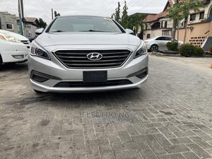 Hyundai Sonata 2015 Silver | Cars for sale in Lagos State, Lekki