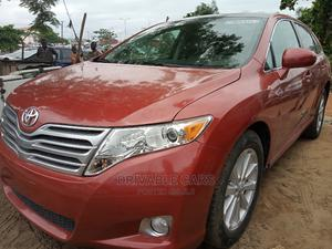 Toyota Venza 2010 AWD Red | Cars for sale in Lagos State, Amuwo-Odofin