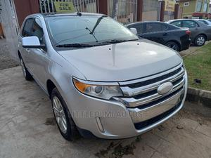 Ford Edge 2013 Silver | Cars for sale in Lagos State, Ifako-Ijaiye