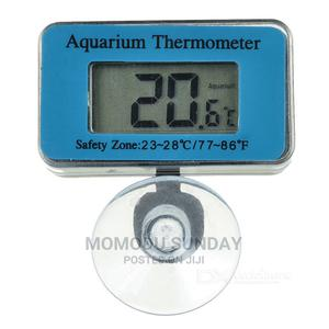 Digital Aquarium Thermometer With LCD Display, Waterproof, S   Home Accessories for sale in Lagos State, Ikeja