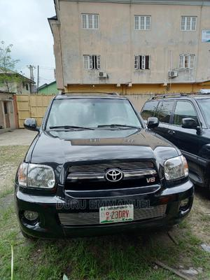 Toyota Sequoia 2005 Black | Cars for sale in Rivers State, Port-Harcourt