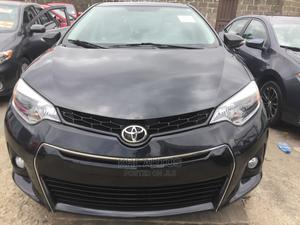 Toyota Corolla 2016 Black | Cars for sale in Lagos State, Apapa