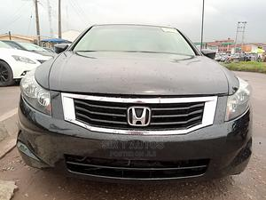 Honda Accord 2009 EX Automatic Black | Cars for sale in Oyo State, Ibadan
