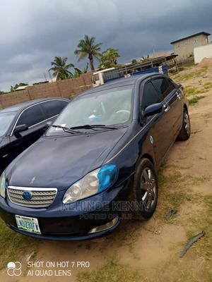 Toyota Corolla 2007 LE Blue | Cars for sale in Ogun State, Abeokuta South