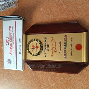 New Arrival Personalized Awards Cheap Crystal Trophies Cryst | Manufacturing Services for sale in Lagos State, Surulere