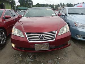 Lexus ES 2011 350 Red   Cars for sale in Lagos State, Apapa