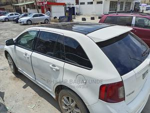 Ford Edge 2010 White | Cars for sale in Lagos State, Yaba