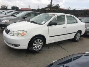 Toyota Corolla 2007 LE White   Cars for sale in Lagos State, Amuwo-Odofin