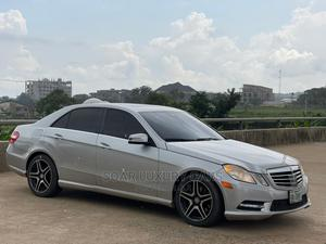 Mercedes-Benz E350 2010 Silver | Cars for sale in Abuja (FCT) State, Central Business District