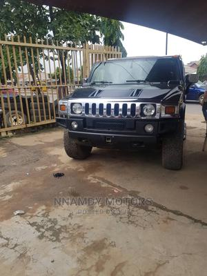 Hummer H2 2005 Black | Cars for sale in Lagos State, Ipaja