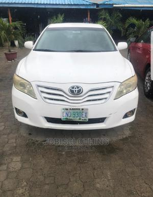 Toyota Camry 2008 2.4 LE White   Cars for sale in Lagos State, Lekki