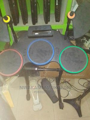 Nintendo Wii Drum Set | Musical Instruments & Gear for sale in Lagos State, Ojo