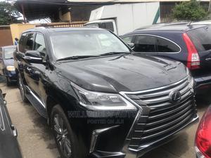 Lexus LX 2017 570 (5 Seats) AWD Black | Cars for sale in Lagos State, Amuwo-Odofin